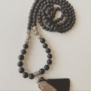 Essential Oil Diffuser Necklace ~ Handmade